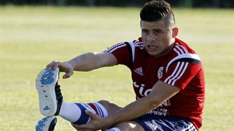 El paraguayo estaría contra Sportivo Rivadavia.