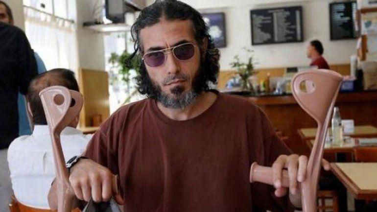 Diyab no quiere volver a Uruguay. Su intención es regresar a su país.