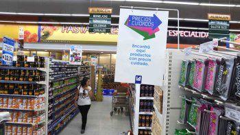 El programa de Precios Cuidados sigue, pero no siempre se encuentran los productos.