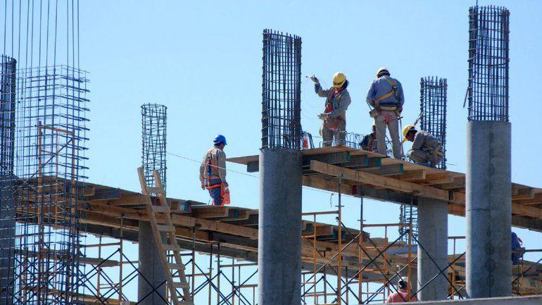 En Neuquén se mantiene fuerte el ritmo de la construcción.