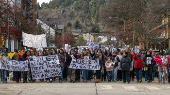vecinos y familiares reclamaron justicia por daniel faulkner