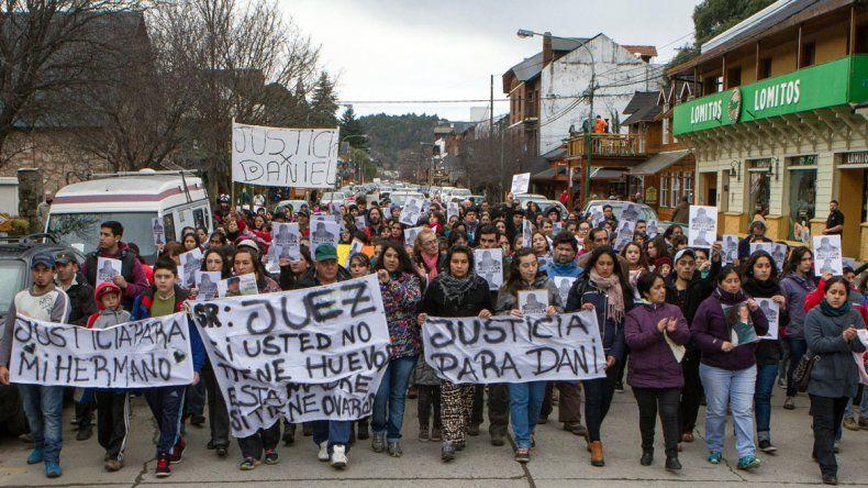 Realizaron una nueva marcha para exigir justicia por Daniel Faulkner