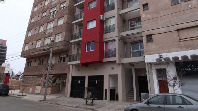 El edificio de Carlos H. Rodríguez ya había sido blanco de los delincuentes.