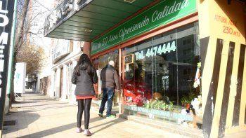 La florería Pehuén, de Carlos H. Rodríguez al 400, fue robada seis veces entre 2015 y lo que va de este año.