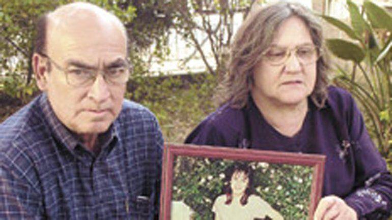 Tenía 71 años. Luchó y pidió justicia por su hija en 1990.