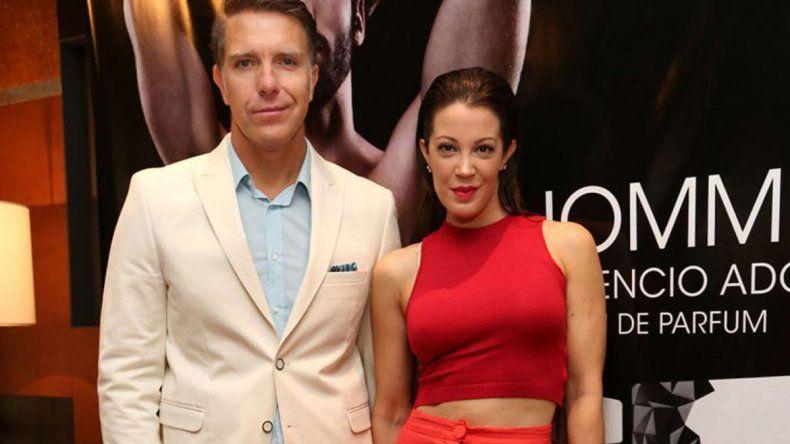 Miriam Lanzoni confirmó que ya no vive con Alejandro Fantino.