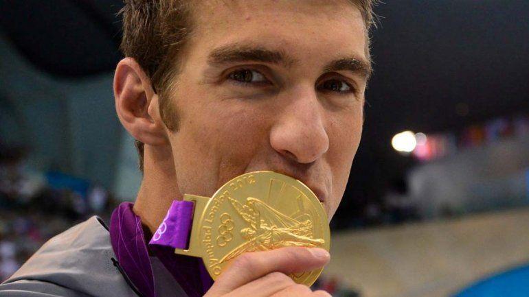 Phelps, abanderado: «Es un sueño hecho realidad»