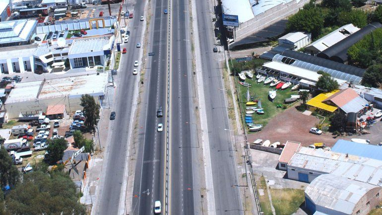 La Muni quiere imponer la onda verde en la Ruta 22