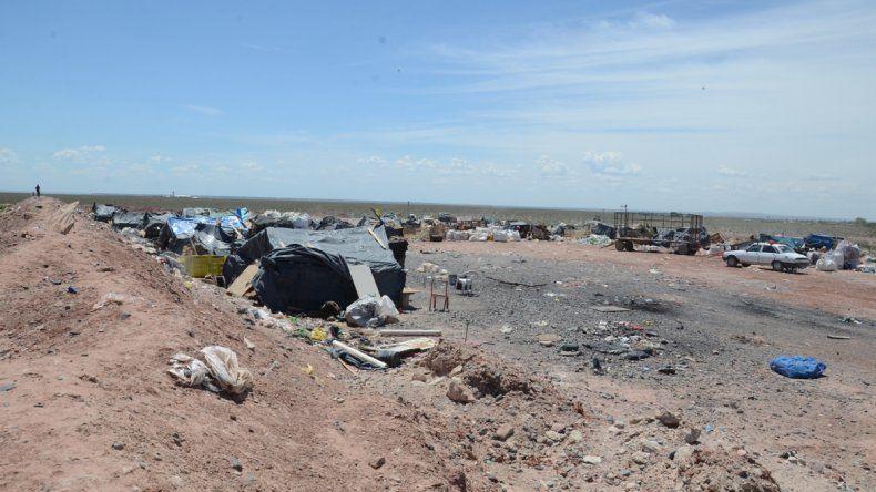 El Municipio desactivó una toma en Nueva Esperanza