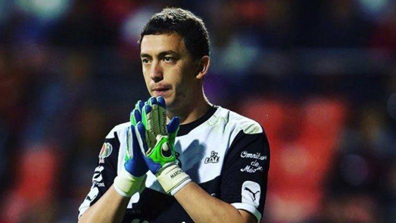 Marchesin se quedará sin el sueño de jugar en Boca