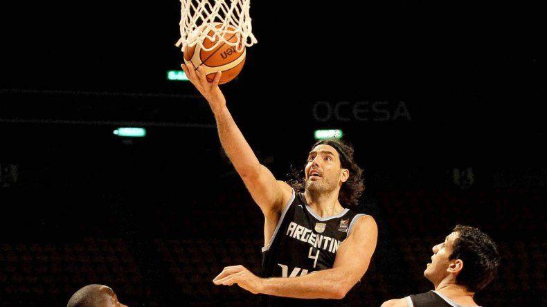 El capitán Luis Scola encabezará la delegación argentina. Es la segunda vez que un basquetbolista (antes fue Ginóbili) porta la bandera.