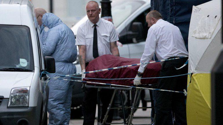 La víctima falleció en brazos de turistas españoles.