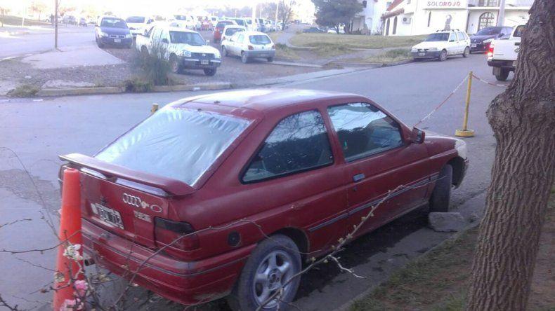 La Policía recuperó el auto de una mujer que había sido estafada