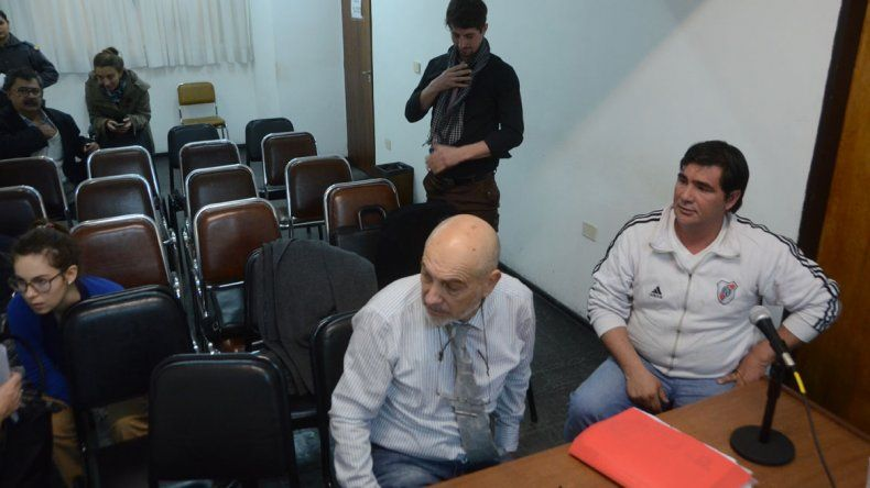 García aceptó un acuerdo y deberá hacer un tratamiento psicológico.