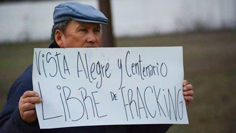 Vecinos de Vista Alegre, en alerta por el fracking