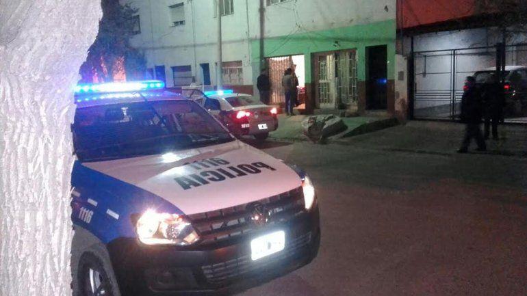 Barrio Villa Florencia: apuñaló a su mujer embarazada tras una noche de alcohol