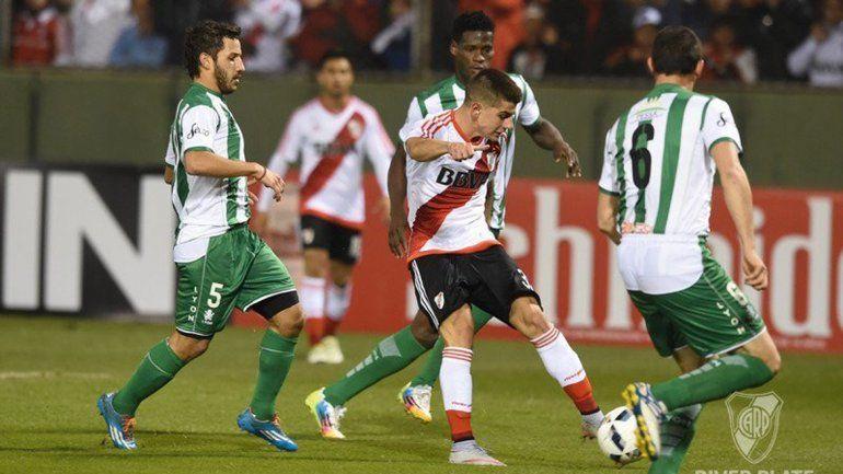 Defensores de Belgrano o Arsenal será el rival del Millo en octavos. Juegan el miércoles.