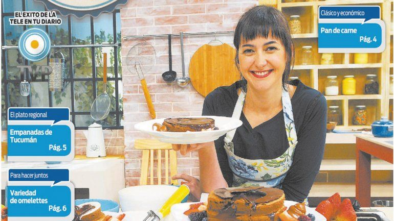 Cocineros Argentinos se prenden al frío con una erupción de sabor