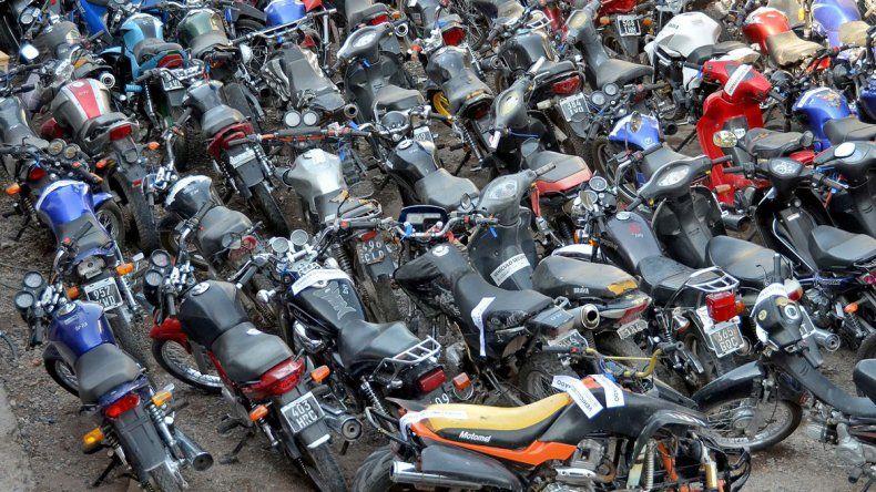 A fin de mes, el Municipio compactará 410 autos que fueron secuestrados o abandonados