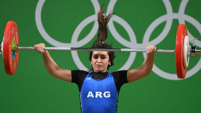 La joven argentina quedó 5ª en su primera participación en JJ.OO.