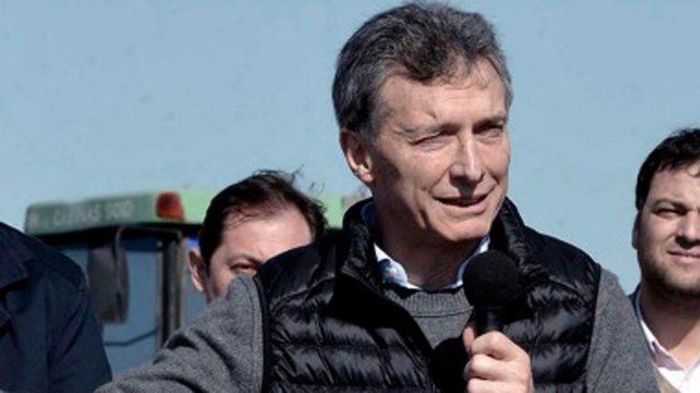 Macri asegura que la Argentina camina hacia la pobreza cero
