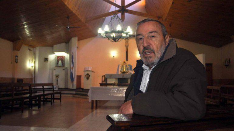 Rubén Capitanio destacó la labor de ayuda a las mujeres transexuales que realiza Mónica Astorga.