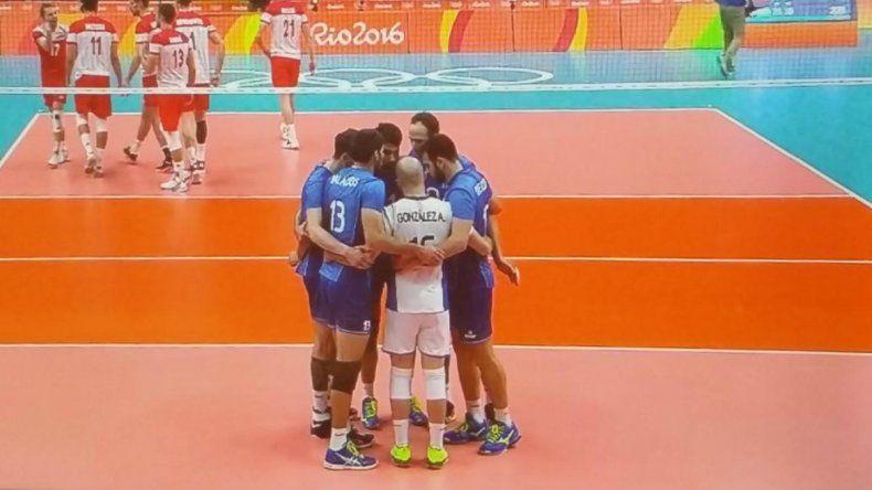 Voley: Argentina cayó ante el último campeón del mundo