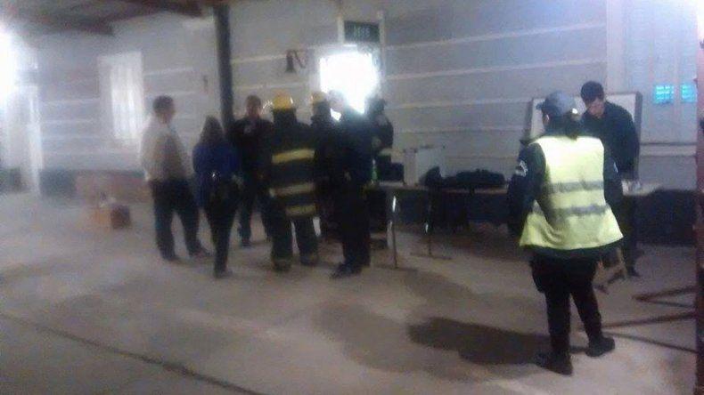 El material explosivo estuvo en el museo desde su creación y fue retirado por los bomberos de Neuquén.