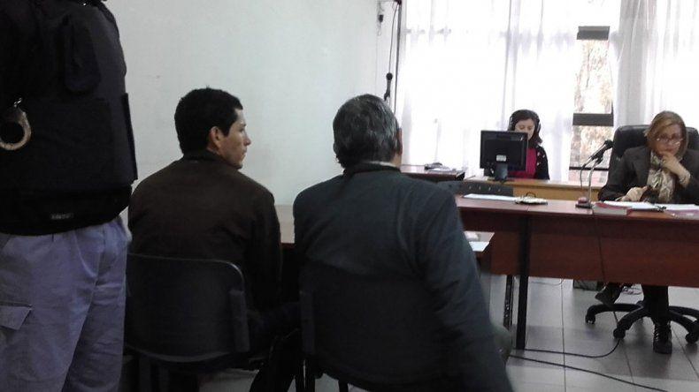 Sergio Tato Salazar fue condenado a tres años de prisión efectiva.