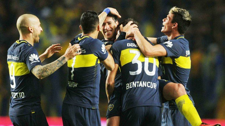 Boca ganó bien con goles de Carrizo en la primera parte y de Pérez
