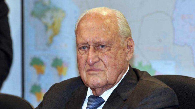 Joao Havelange, ex presidente de la FIFA, murió a los 100 años