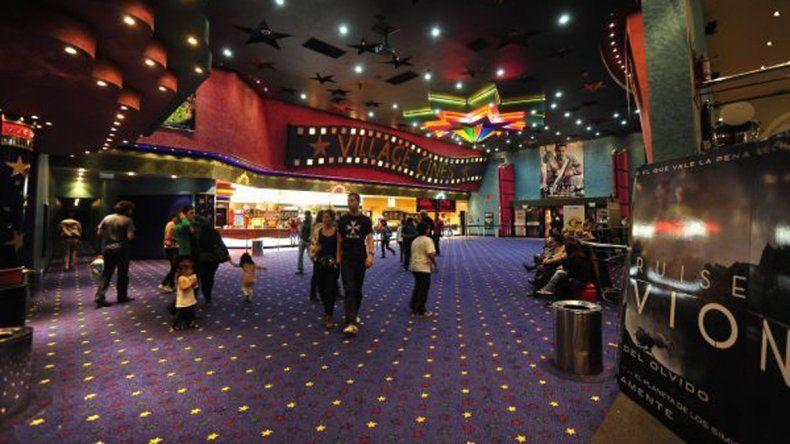 Boom por el cine: Village vendió más de 20 mil entradas el finde largo