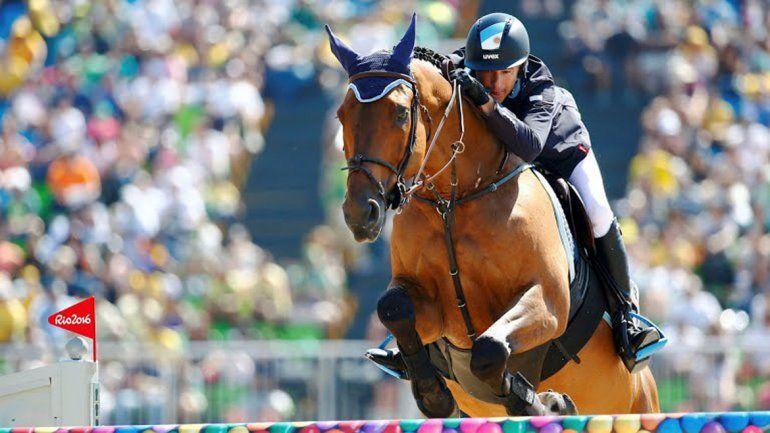 Albarracín competirá por medallas de salto ecuestre