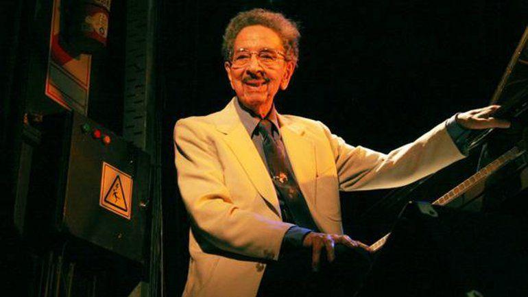 A los 100 años murió el pianista y compositor Horacio Salgán
