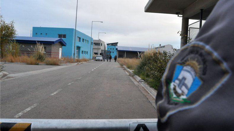 Preparan la cárcel de Senillosa para aislar a los presos con tuberculosis