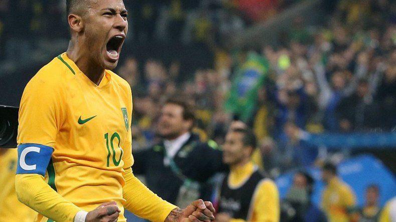 En los penales, Brasil festeja su primer oro olímpico en fútbol