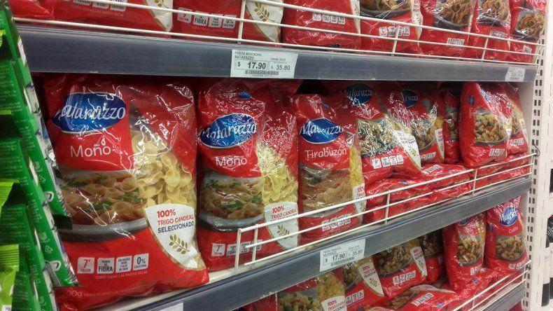 Los precios de algunos productos en Neuquén oscilaron entre 200 y 900 por ciento en los últimos años.