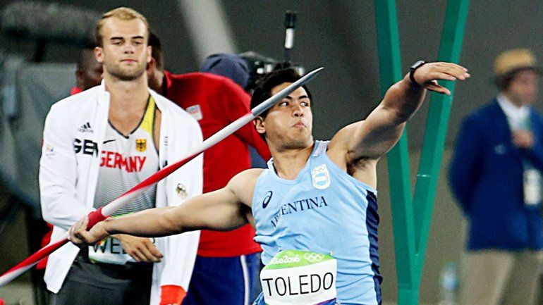 Toledo logró quedar entre los 10 mejores en su primera final de Juegos Olímpicos. Se va de Río satisfecho y con mucha esperanza para el futuro.