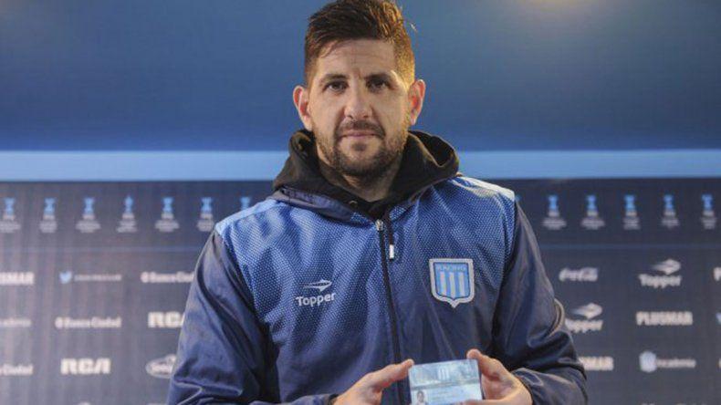 El club de Avellaneda dio la nota al contratar a Agustín Orión