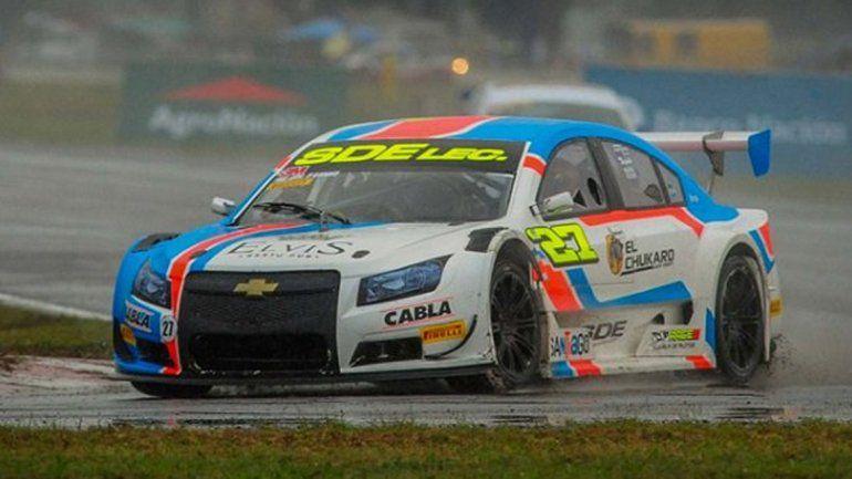 Altuna se quedó con la carrera del Top Race en Rosario