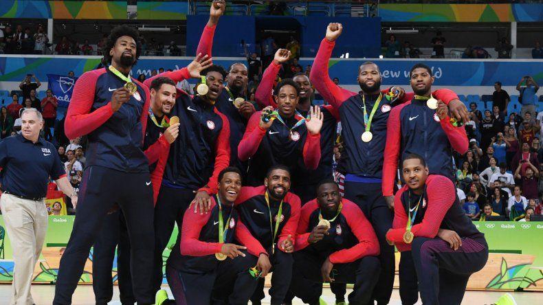 El Dream Team venció a Serbia y se quedó con el oro
