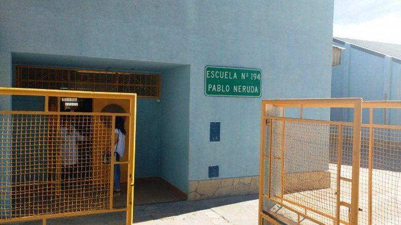 La Escuela 194 de Zapala tendrá ahora su edificio propio.