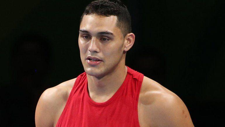 Yamil Peralta y el boxeo