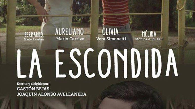 El cortometraje de ficción tucumano La Escondida