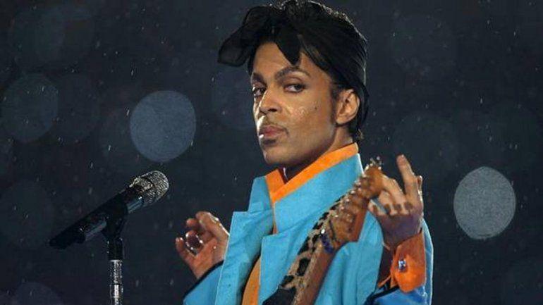 Prince falleció el 21 de abril.
