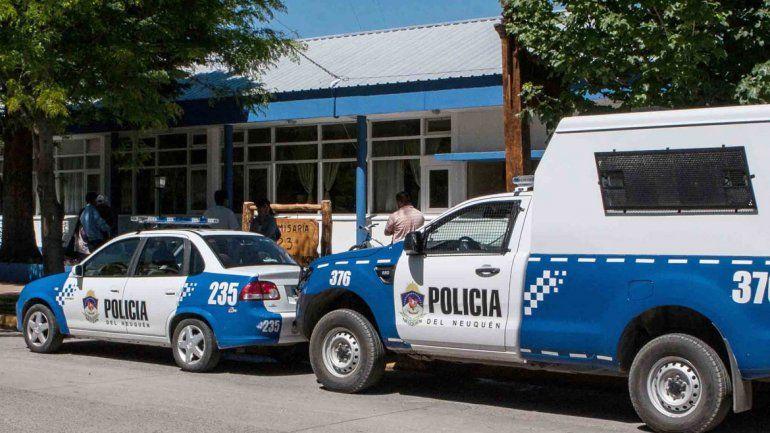 El cabo fue separado de sus tareas en la Comisaría 23ª de San Martín.