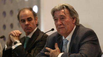 En conferencia de prensa, Armando Pérez, presidente de la Comisión Normalizadora, dijo que arranca el fútbol.