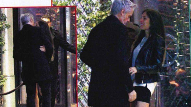 Pettinato confirmó que volvió con su novia cipoleña