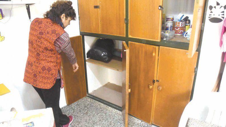 La fumigación llegó a la guardería tras casi un mes de la denuncia.