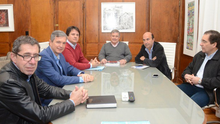 Provincia y Ciudad acordaron avanzar en un contrato de concesión para el EPAS